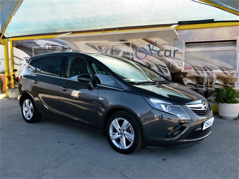 Opel Zafira 1.6 CDTi Cosmo GPS