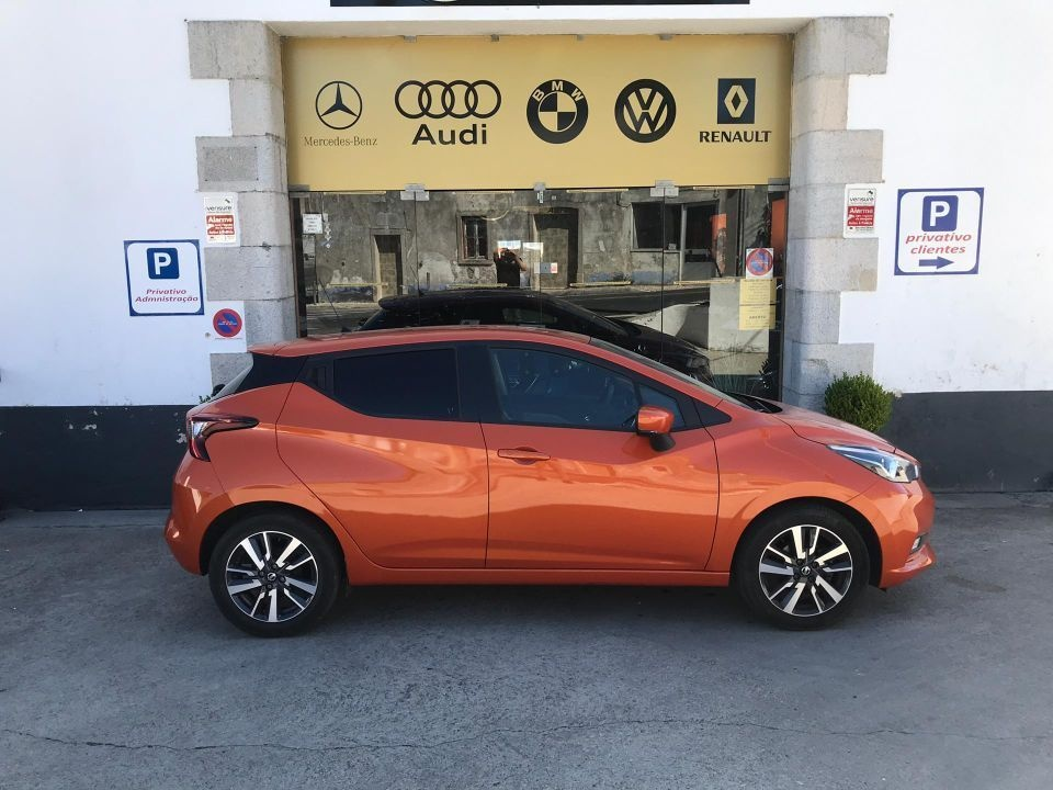 Nissan Micra DCI N-Connecta
