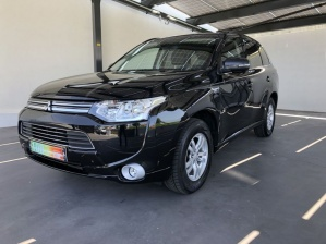 Mitsubishi Outlander 4WD PHEV 2.0 PLUG IN HIBRID EXECUTIVE
