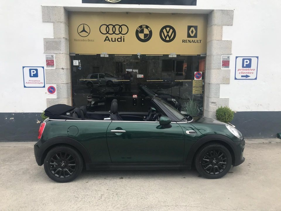 Mini Cabrio Cooper Pepper II Auto