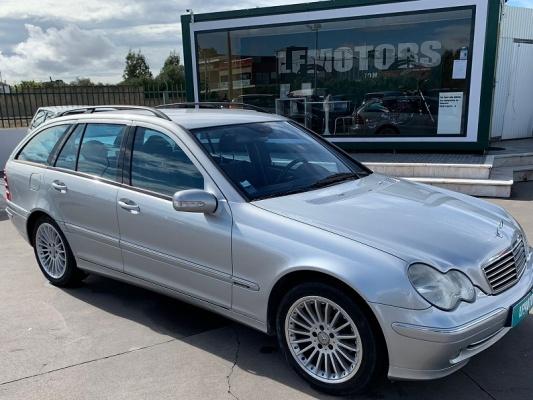 Mercedes-Benz C 220, 2002