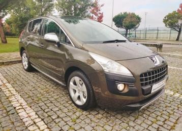 Peugeot 3008 1.6 HDI 110cv EXECUTIVO teto panorâmico