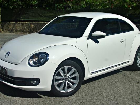 Vw New Beetle, 2012