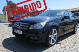 Mercedes-Benz C 200 CDi Avantegarde BE (GPS)