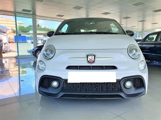 Fiat 500 ABART