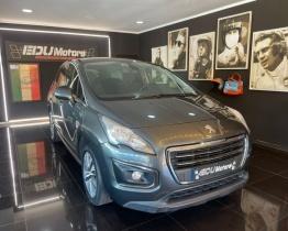Peugeot 3008 1.6 e-HDi SE Style 2-Tronic 110g