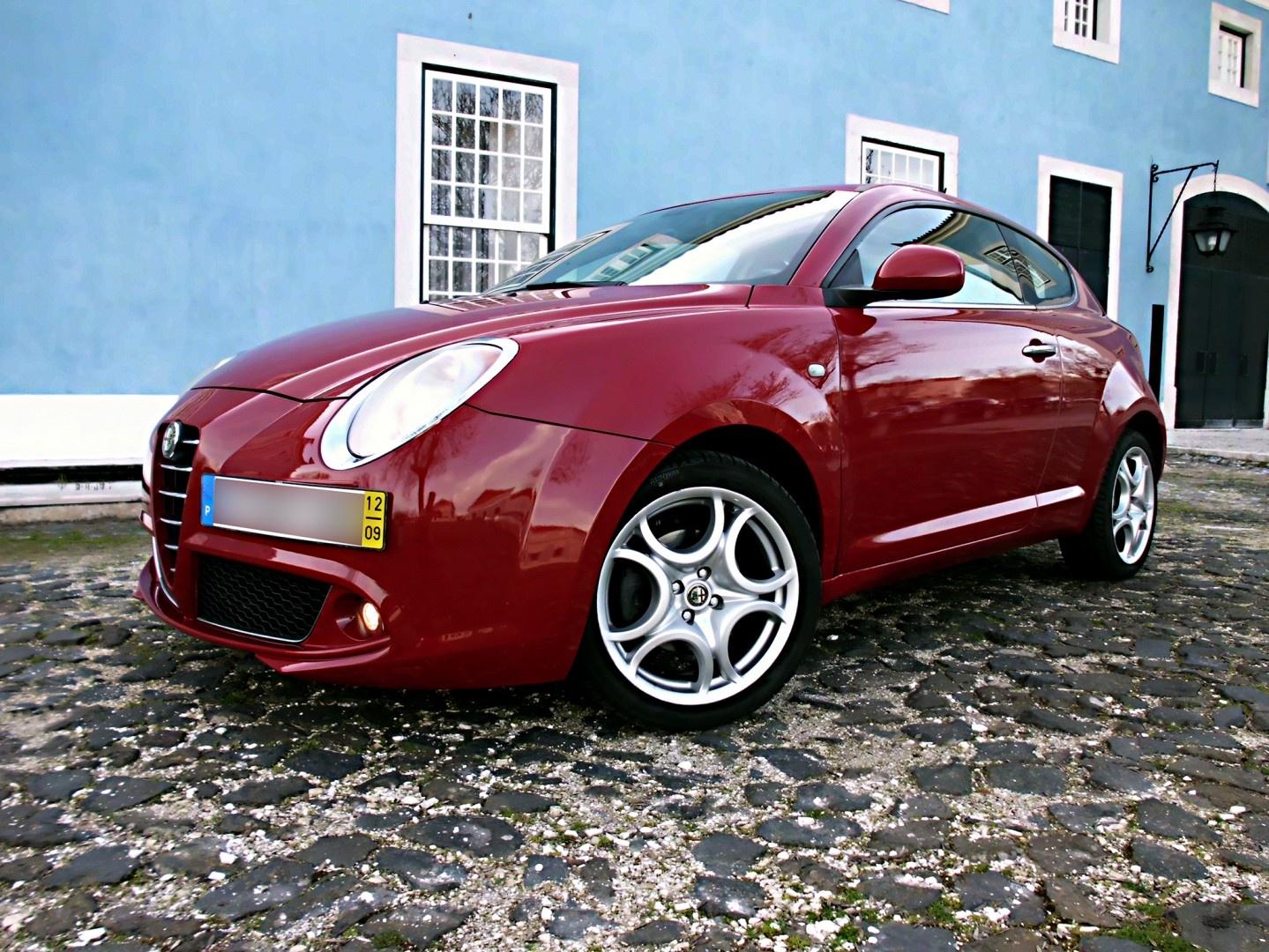 Alfa Romeo Mito 1.6 JTD Distinctive S/S