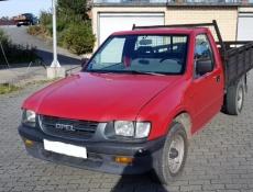 Opel Campo 2.5 TD 3 Lug