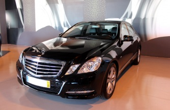 Mercedes-Benz E 250 CDI BLUE EFFICIENCY AVANGARDE