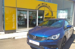 Opel Astra sports tourer Ultimate