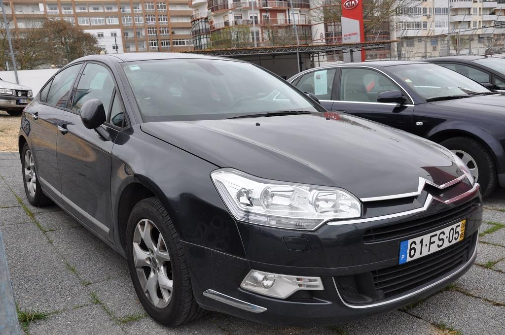 Citroën C5 1.6Hdi VTR+