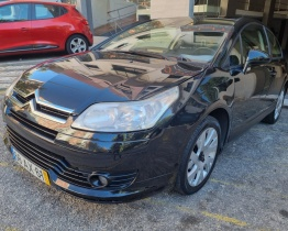 Citroën C4 Coupe 1.6hdi VTR