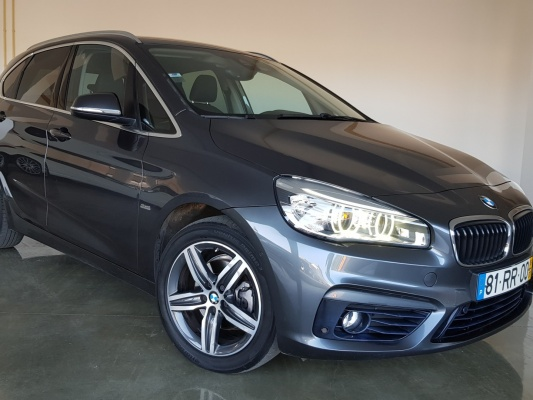 BMW 216 Active Tourer, 2016