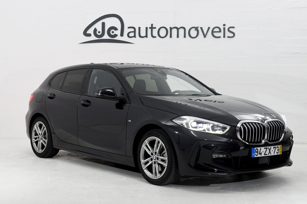 BMW 116 d Pack M Aut.