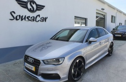 Audi A3 limousine 2.0 TDi Attraction S tronic 115g
