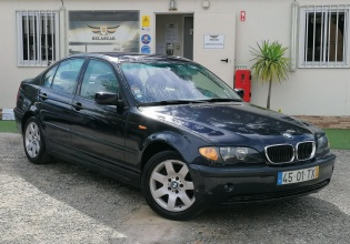 BMW 320 E46 Sport