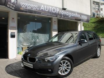 BMW Série 3 316d Touring 116cv