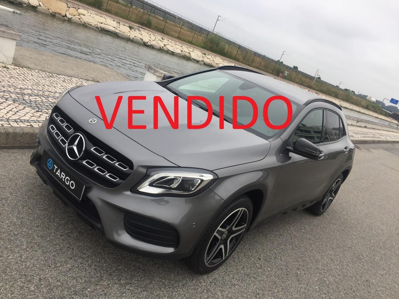Mercedes-Benz GLA 200 CDI AMG