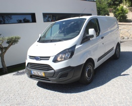 Ford Transit 2.2 Tdci Custom