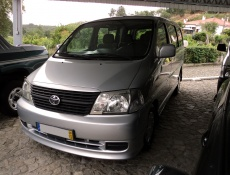 Toyota HiAce 2.5 D-4D Executive117cv