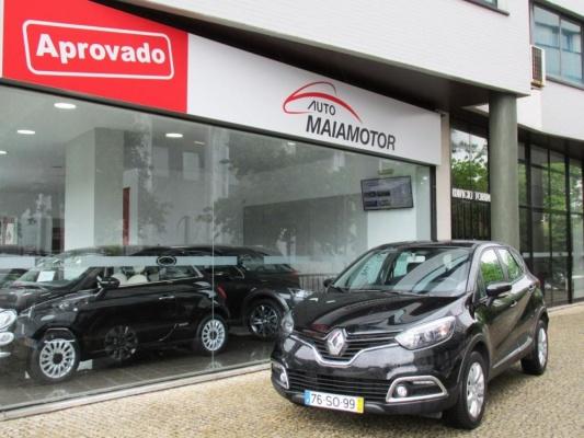 Renault Captur, 2017
