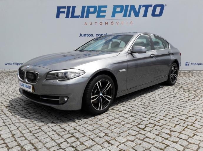 BMW 520 D Limousine Sport
