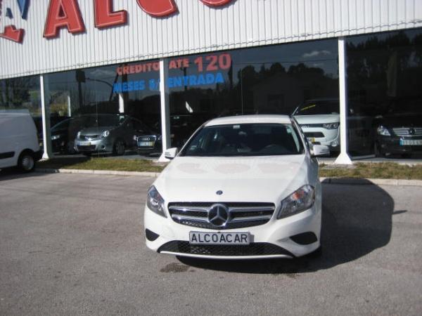 Mercedes-Benz A 160 CDI URBAN
