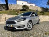 Ford Focus sw 1.5 tdci 120cv titanium