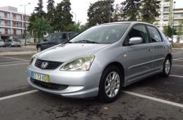Honda Civic 1.7 CTDi ES Exclusive