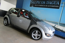Smart ForFour 1.5 DCI Passion