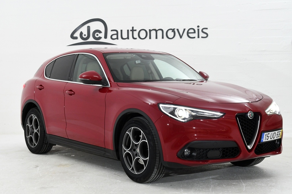 Alfa Romeo Stelvio Super 2.2D AT8