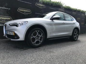 Alfa romeo Stelvio 2.2 D Super AT8