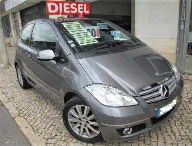 Mercedes-Benz A 160  Coupé 2.0 CDI AVANTGARD