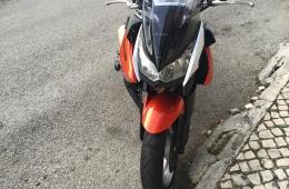 Kawasaki Z1000 Personalizada