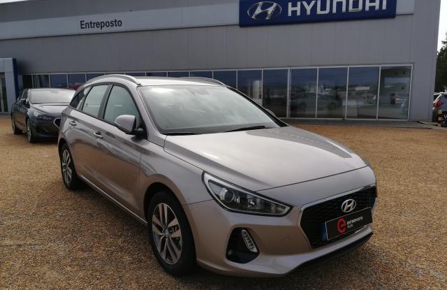 Hyundai I30cw 1.6 CRDI COMFORT + BTL + NAVI