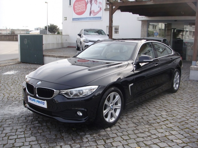BMW 420 D Gran Coupé Line Luxury