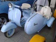 VESPA 150 side car