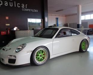 Porsche 911 997 GT3 CUP