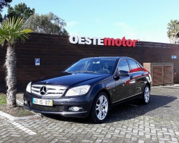 Mercedes-Benz C 250 204cv Avantgarde