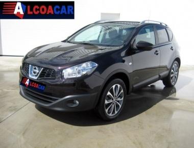 Nissan Qashqai  1.5 dCTekna Premium Pele Preta 17 (106cv) (5p)