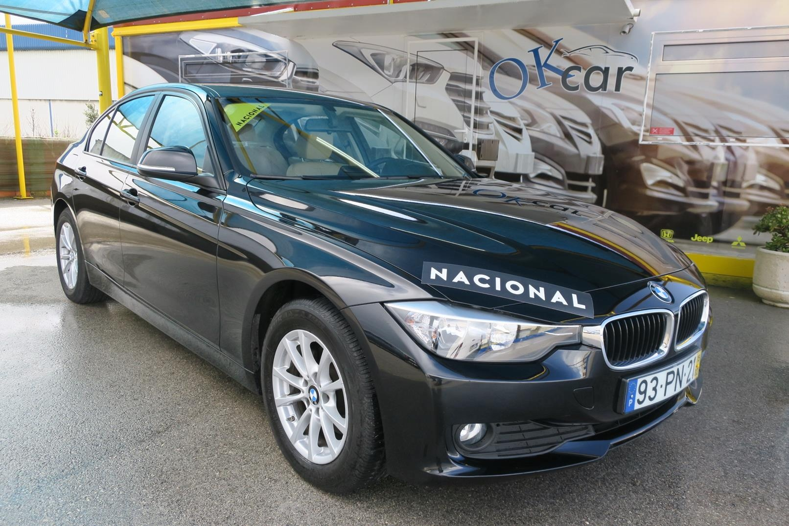 BMW 320 d Efficient Dynamics GPS