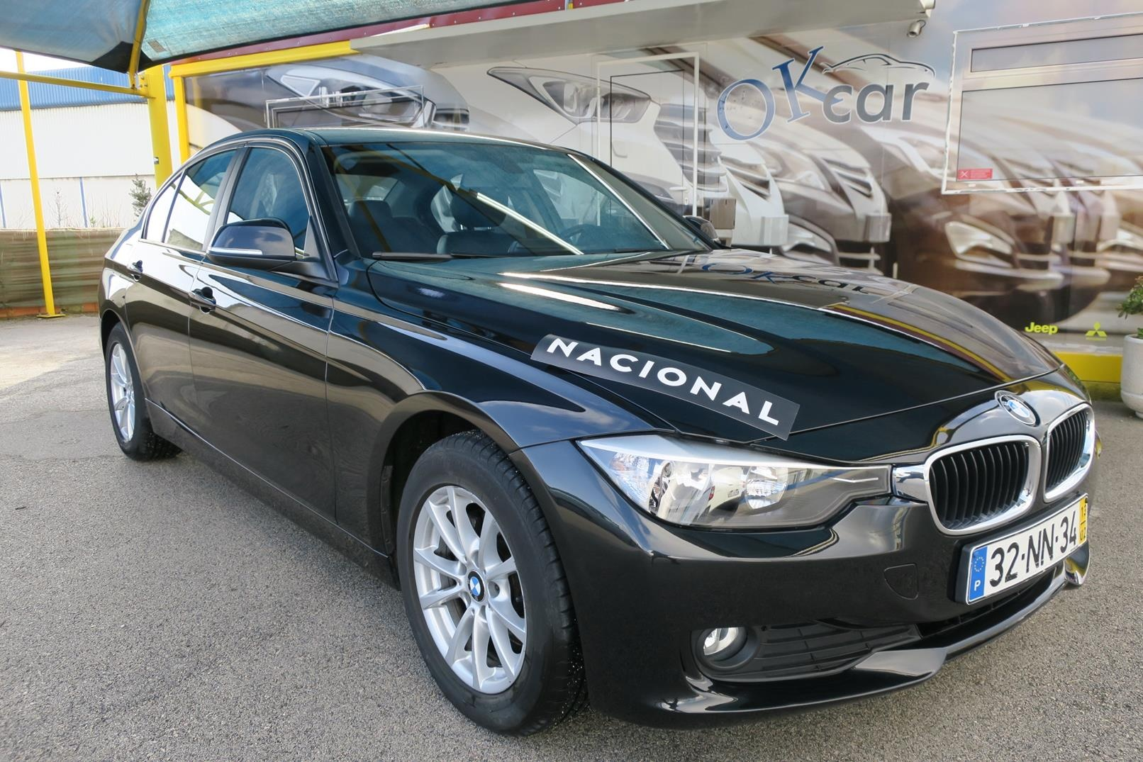 BMW 320 d GPS Efficient Dynamics 184cv