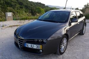 Alfa Romeo 159 Sportwagon DISTINCTIVE