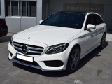 Mercedes-Benz C 250 Station Bluetec AMG Line Auto