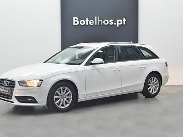 Audi A4 Avant 2.0 TDi Business 163CV GPS