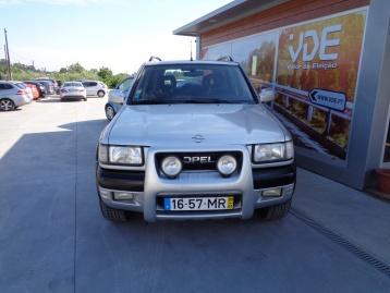 Opel Frontera B 2.2dti 115cv