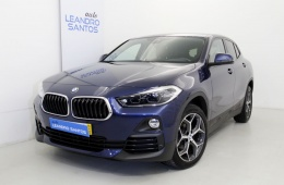 Bmw X2 sDrive 16d Advantage Auto GPS
