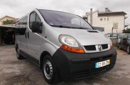 Renault Trafic 1.9dci 100 9lug. (100cv)(