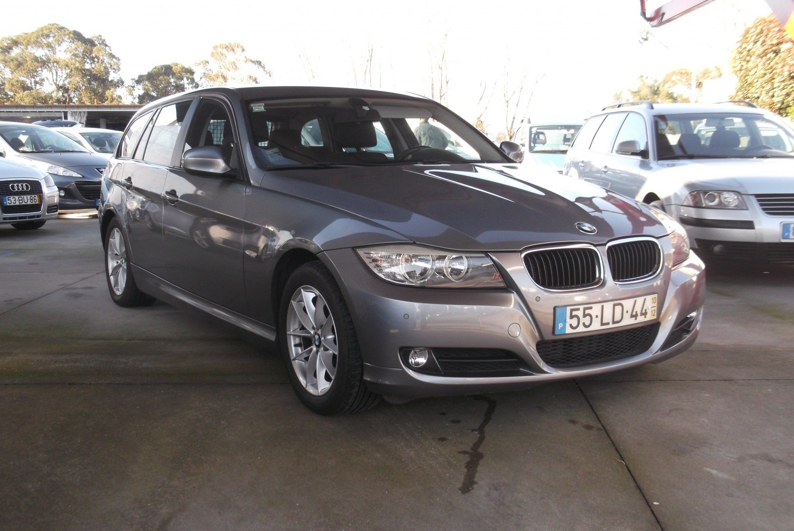 BMW 316 d Touring Exclusive