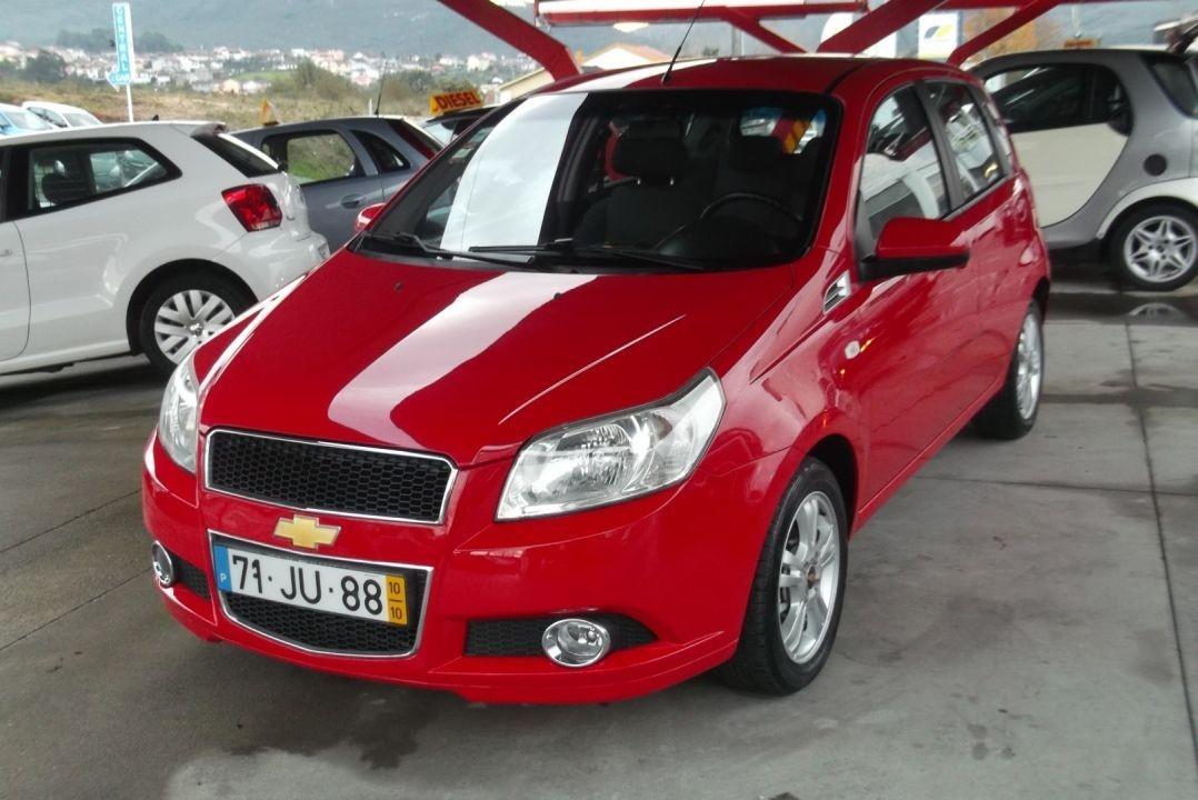 Chevrolet Aveo 1.2 LS Hatchebec